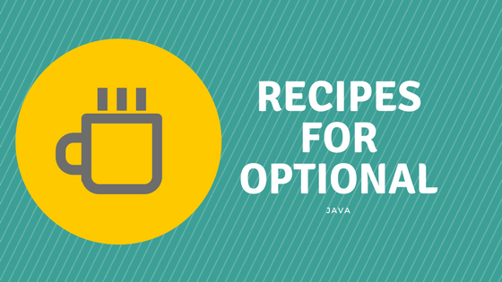 Recipes for Optional